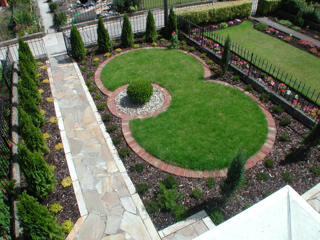 Booterstown Garden Design - Landscaping.ie