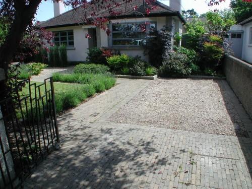 Driveway Enhances a property