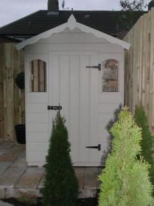 Baumanns 6x4 garden shed