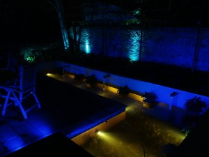 Outdoor Garden Lighting by Leading Dublin Landscapers