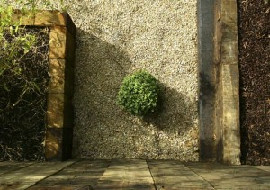 Buxus Ball & Ballylusk Gravel