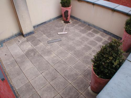Rooftop Garden, Carrickmines Dublin