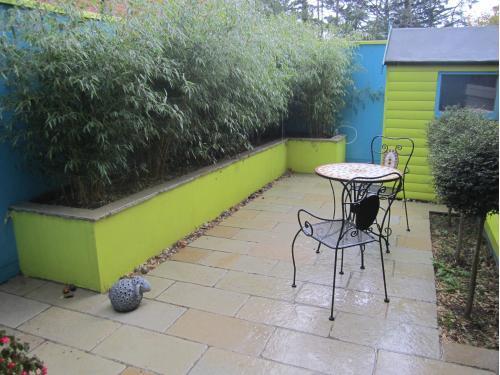 Courtyard Garden, Carrickmines, Dublin