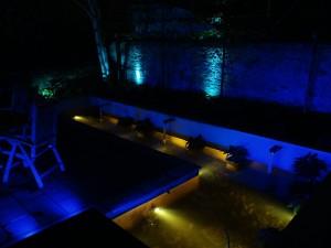 Outdoor Garden Lighting by Leading Dublin Landscapers