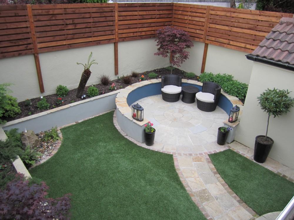 Low Maintenance Garden Design Dublin Wicklow Landscaping Ie