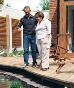 Kevin Baumann of Landscaping.ie - Leading Landscapers in Dublin
